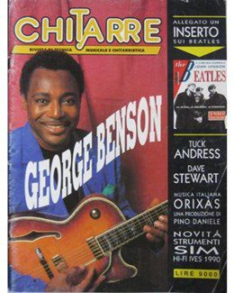 1990-11-01 – Dave Stewart – Chitarre from  Italy ID: 0863
