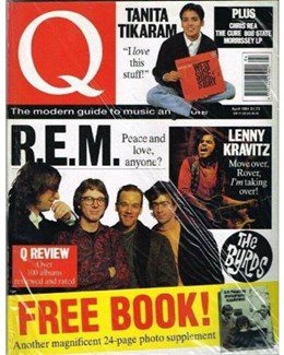 1991-04-01 - Eurythmics - Q from The UK ID: 0892