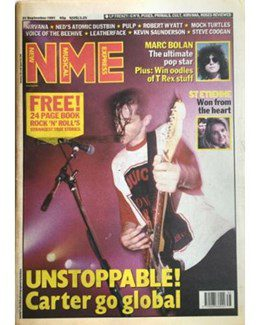 1991-09-21 - Dave Stewart - NME from The UK ID: 0915