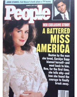 1991-10-14 - Annie Lennox - People Weekly from The USA ID: 0922