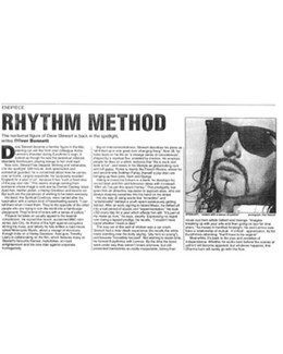 1991-11-30 - Dave Stewart - The Guardian from The UK ID: 0934