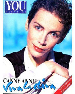 1992-03-29 - Annie Lennox - You Magazine (Mail On Sunday) from The UK ID: 0970