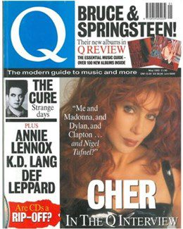 1992-05-01 - Annie Lennox - Q from The UK ID: 0996
