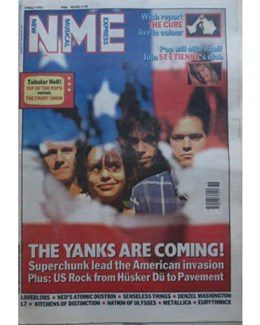 1992-05-02 - Eurythmics - NME from The UK ID: 1002
