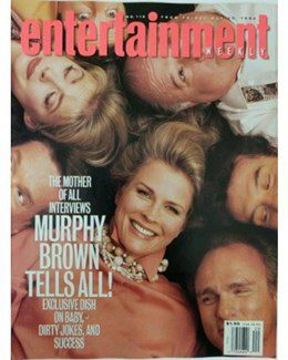 1992-05-15 - Annie Lennox - Entertainment Weekly from The USA ID: 1006