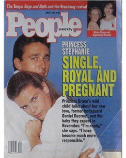 1992-06-15 - Annie Lennox - People Weekly from The USA ID: 1021