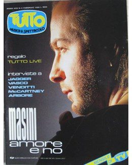 1993-02-01 - Annie Lennox - Tutto from  Italy ID: 1055