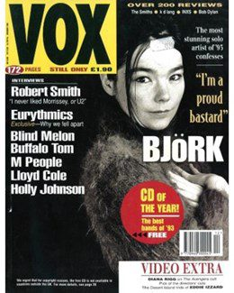 1993-12-01 - Eurythmics - Vox from The UK ID: 1082