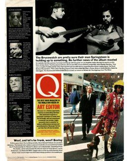 1994-08-01 - Dave Stewart - Q from The UK ID: 1092