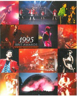 1995-02-01 - Annie Lennox - Brit Awards Magazine 1995 from The UK ID: 1112