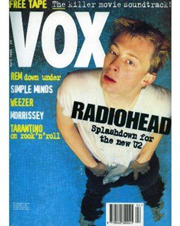 1995-04-01 - Annie Lennox - Vox from The UK ID: 1134