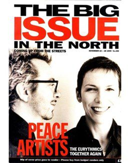 1999-11-22 - Eurythmics - The Big Issue - In The North from The UK ID: 1245