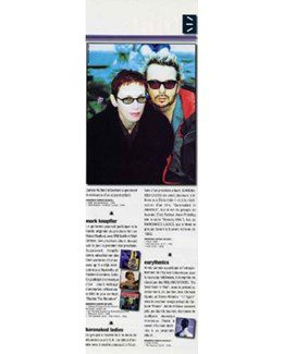 2000-01-01 - Eurythmics - Best from  France ID: 1251