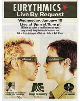 2000-02-05 - Eurythmics - Rolling Stone from The USA ID: 1255