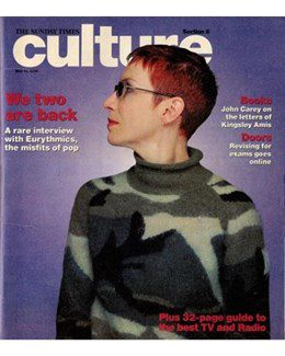 2000-05-14 - Eurythmics - The Sunday Times - Culture from The UK ID: 1264
