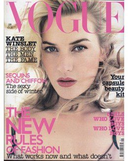 2003-01-01 - Dave Stewart - Vogue from The UK ID: 1301