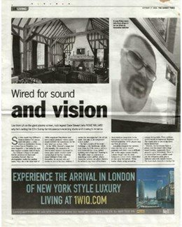 2004-10-17 - Dave Stewart - The Sunday Times from The UK ID: 1375