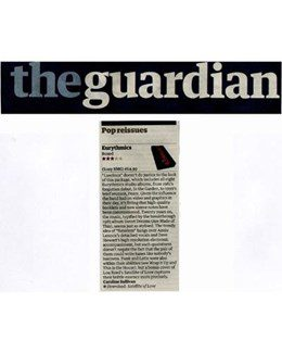 2005-11-11 - Eurythmics - The Guardian from The UK ID: 1416