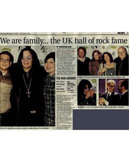 2005-11-17 - Eurythmics - Evening Standard from The UK ID: 1421
