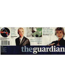 2005-11-18 - Eurythmics - The Guardian from The UK ID: 1425