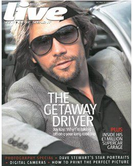 2006-11-05 - Dave Stewart - The Mail On Sunday - Night And Day from The UK ID: 1462