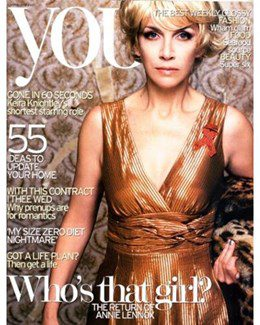 2007-09-16 - Annie Lennox - You Magazine (Mail On Sunday) from The UK ID: 1474