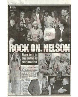 2008-06-27 - Annie Lennox - Daily Star from The UK ID: 1514