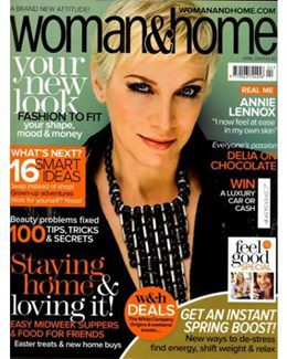 2009-04-01 - Annie Lennox - Woman And Home from The UK ID: 1552