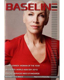 2010-11-01 – Annie Lennox – Baseline from The UK ID: 1571
