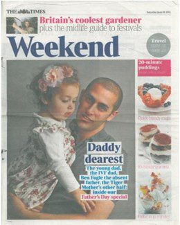 2011-06-18 - Dave Stewart - Weekend (The Times) from The UK ID: 1603