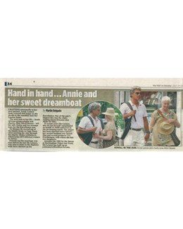 2011-07-03 - Annie Lennox - Mail On Sunday from The UK ID: 1609