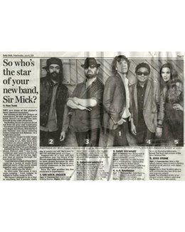 2011-07-06 - Dave Stewart - Daily Mail from The UK ID: 1610