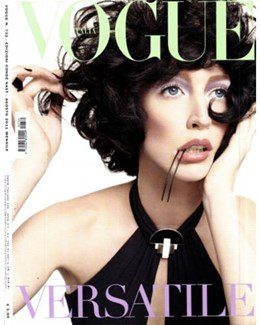 2011-08-01 - Annie Lennox - Vogue from  Italy ID: 1617