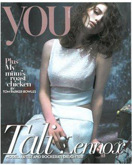 2012-06-17 - Annie Lennox - You Magazine (Mail On Sunday) from The UK ID: 1647