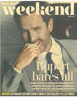 2012-08-25 - Dave Stewart - Weekend (Daily Mail) from The UK ID: 1650