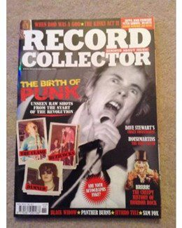 2012-11-01 - Dave Stewart - Record Collector from The UK ID: 1657