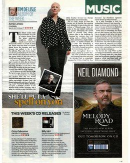 2014-10-25 - Annie Lennox - The Guardian from The UK ID: 1695