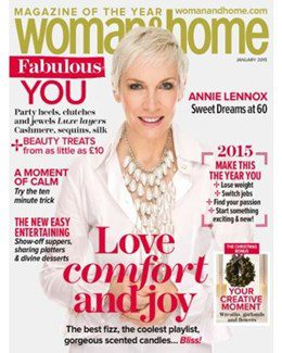 2015-01-01 - Annie Lennox - Woman And Home from The UK ID: 1714