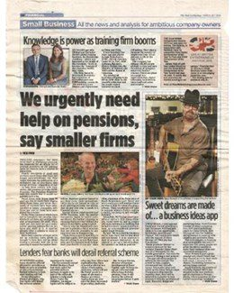 2015-03-29 - Dave Stewart - Mail On Sunday from The UK ID: 1725