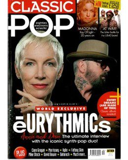 2018-04-01 - Eurythmics - Classic Pop from The UK ID: 1785