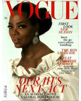 2018-08-01 - Annie Lennox - Vogue from The UK ID: 1805