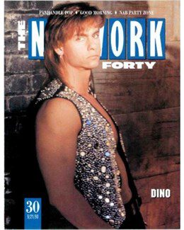 1990-09-21 - Dave Stewart - Network 40 from The USA ID: 1814
