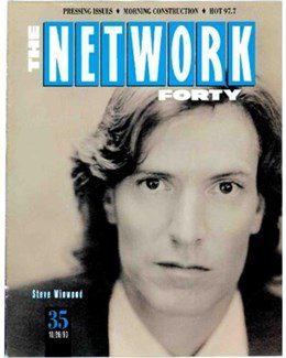 1990-10-26 – Annie Lennox – Network 40 from The USA ID: 1815