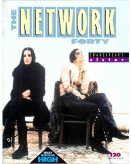 1992-07-10 - Dave Stewart - Network 40 from The USA ID: 1816