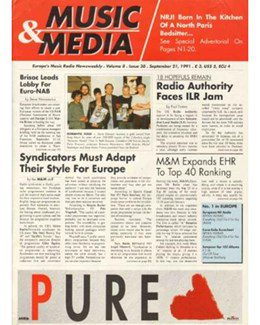 1991-09-21 - Dave Stewart - Music & Media from The UK ID: 1898