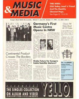 1992-10-17 - Dave Stewart - Music & Media from The UK ID: 1900