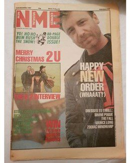 1987-12-19 - Eurythmics - NME from The UK ID: 1907