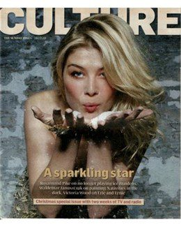2010-12-19 – Annie Lennox – The Sunday Times – Culture from The UK ID: 1911