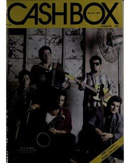1985-03-09 - Dave Stewart - Cashbox from The USA ID: 1925