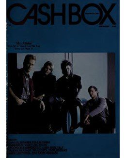 1985-12-21 - Dave Stewart - Cashbox from The USA ID: 1933